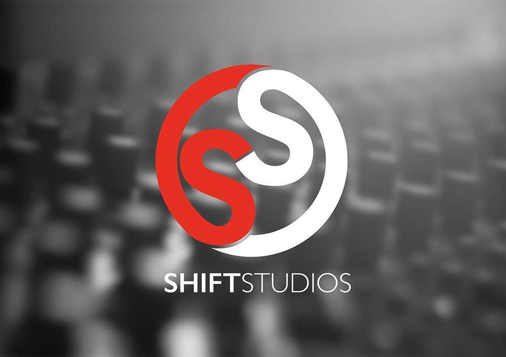 Shift Studios brand design