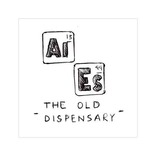 the old dispensary logo concept 4