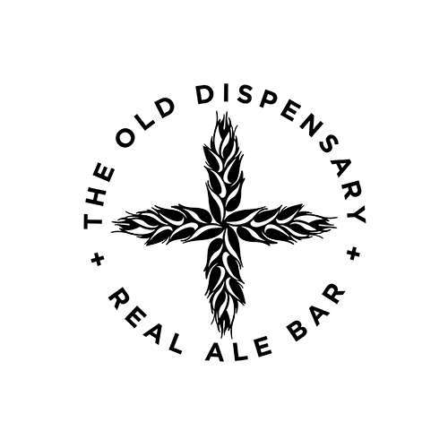 the old dispensary logo design 1