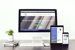 creative design agency protechglobal website across devices